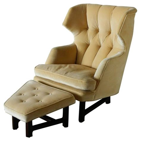 wingback chair ottoman wingback chair with ottoman chairs model