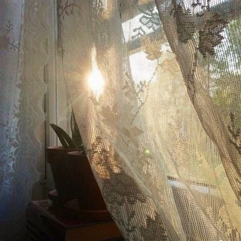 sunlight creeps in between the curtains there is some tranquility that is so easy to tap in to