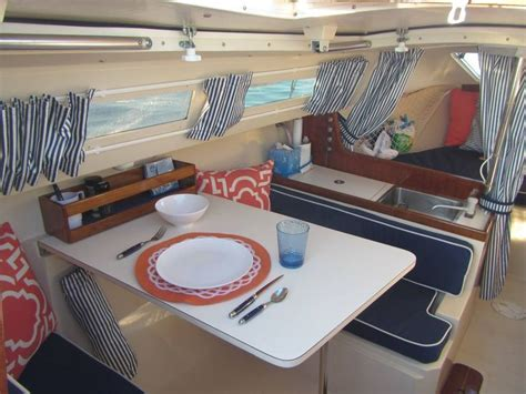 living on a boat jobs best 25 sailboat interior ideas on pinterest living on