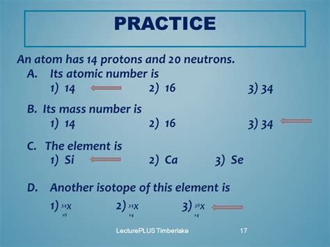What Element Has 16 Protons by Atomic Structure Ppt