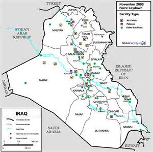 map of air bases in broaden al asad iraq