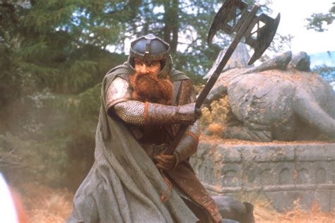 Lord Of The Rings Lotr Cinnamon Doughnuts By Hero57 gimli rhys davis on medved now discussing terrorism