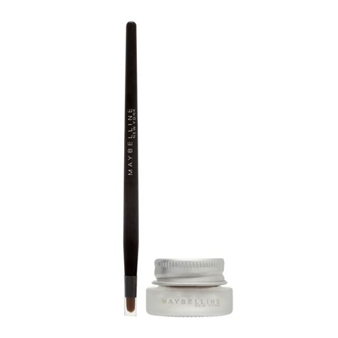 Maybelline Gel Liner Brown maybelline new york eyestudio lasting drama gel eyeliner