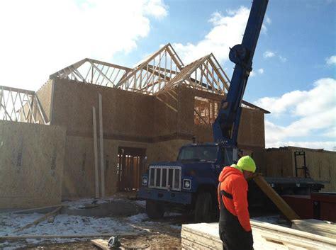 Joyner Plumbing by Hoosier Hideaway Foundations Framing Joyner Homes