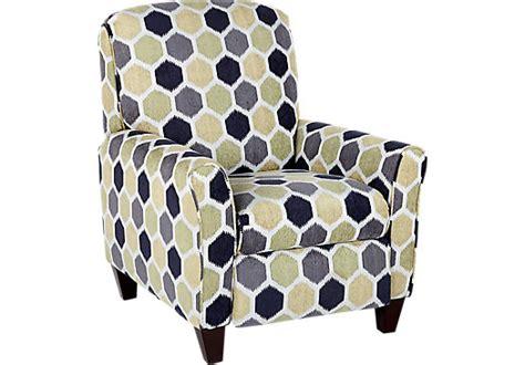leopard print recliner bonita springs blue accent pushback recliner recliners