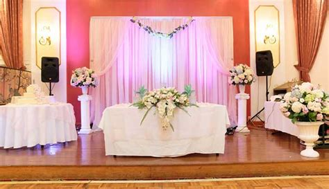 renting drapes for a wedding pipe and drape backdrops with free shipping nationwide for