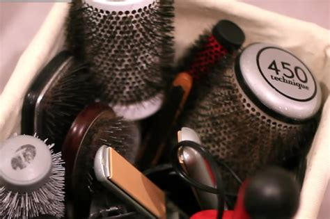 Cleaning Hair From by How To Clean Your Hair Brushes Clean My Space