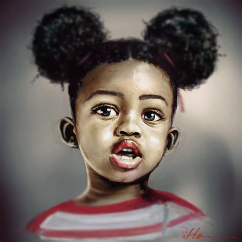 pintrest pics of african americans with natural puff hairstyles little afro puffed one by heiesuke on deviantart