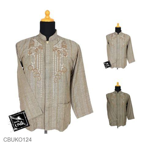 Baju Koko Ihsan Motif Batik koko pajang ahsan pekalongan motif salur baju koko murah