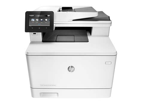 hp color laserjet pro mfp m477fnw printer hp store australia
