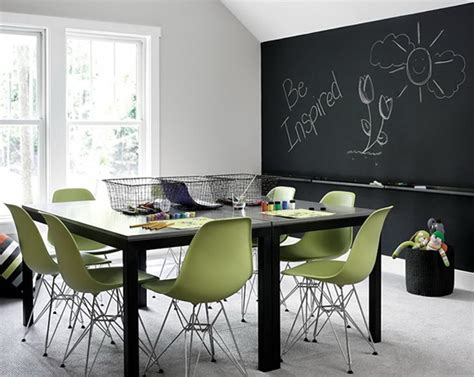 blackboard dining room decorating ideas my desired home