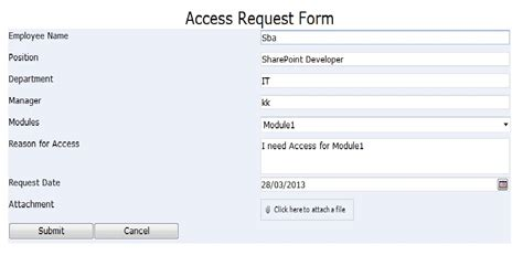 access request approval workflow sharpoint 2010