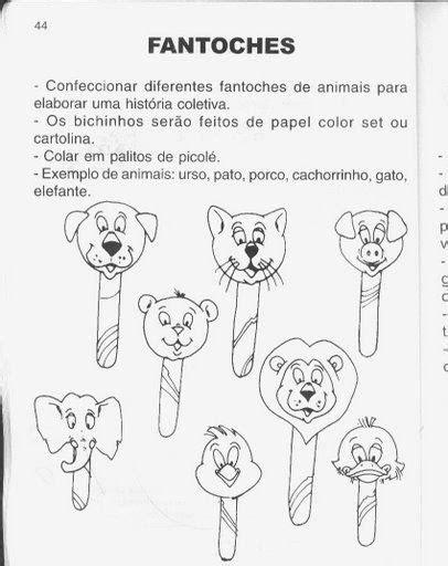 """ ATENDIMENTO EDUCACIONAL ESPECIALIZADO"": FANTOCHES NO PALITO"