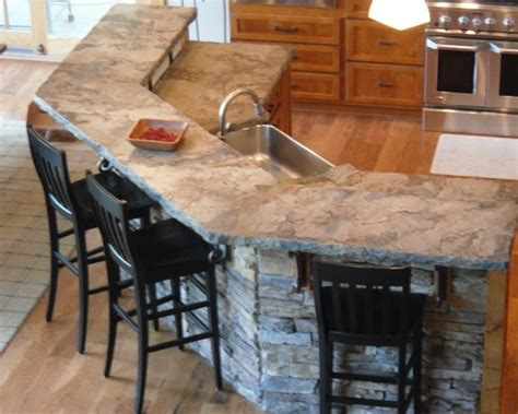 Slate Vs Granite Countertops by Pin By Basiura On Concrete Counters