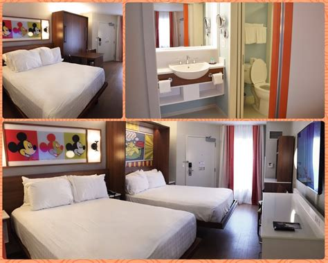 best rooms at pop century pop century room refurbishment disney tourist