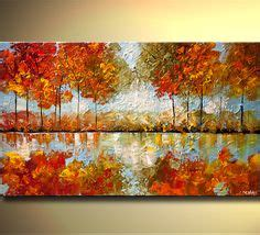 paint with a twist pinellas park custom original landscape painting on canvas textured
