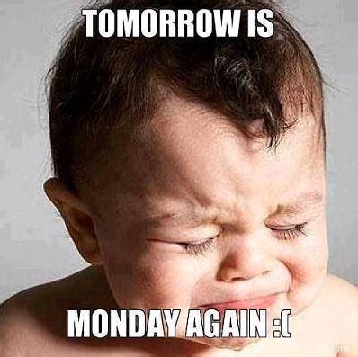 Its Monday Tomorrow Meme - 100 latest monday meme whatsapp messages status dp