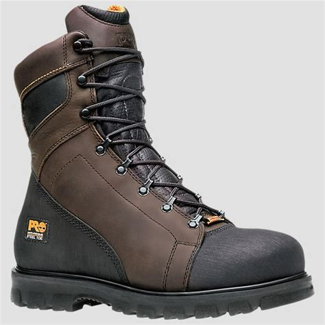 steel toe boots for s timberland pro 174 rigmaster 8 quot steel toe work boots