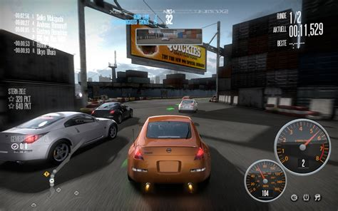 Schnellstes Auto Bei Need For Speed by Need For Speed Shift Test S 1 Gamersglobal De