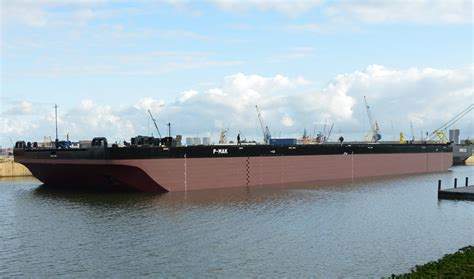 shipping boat definition the standard north sea barge to fit any offshore project