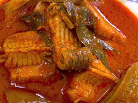 pautan resepi asam pedas melaka blog masakan