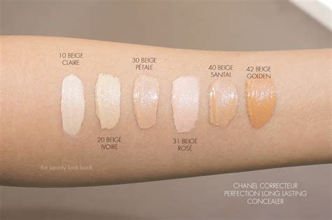 Chanel Cc 5 Ml No 20 Beige concealer rotation fall edition the look book