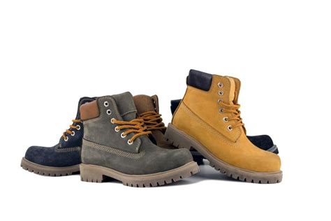type of boots for different types of work boot materials contractor talk