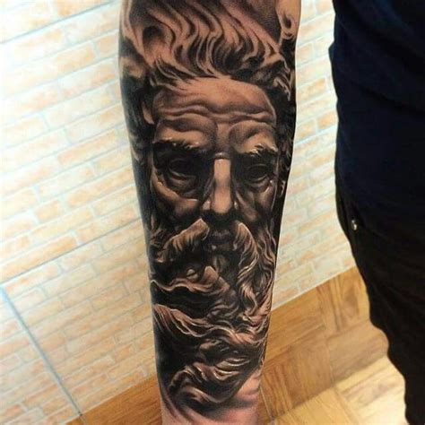 tattoo 3d zeus 1000 ideas sobre zeus tattoo en pinterest tatuaje