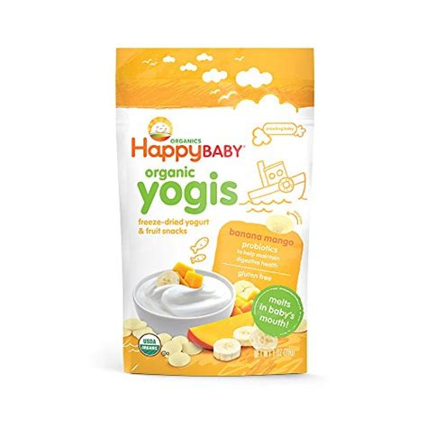 Happy Baby Melts Yogis Strawberry compare price to yogurt melts happy yogi tragerlaw biz