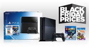 best online black friday deals xbox one here s a list of all ps4 black friday 2014 bundle and