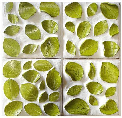 leaf pattern flooring design inspiration pictures nature inspired ceramic tile