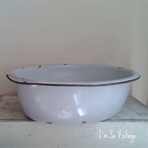 vintage baby bathtub vintage enamel baby bath tub