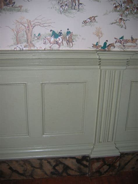 Wainscoting Proportions by Colonial Williamsburg Foundation And Real Estate On