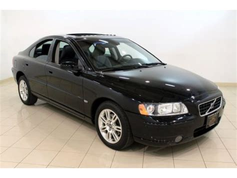 how petrol cars work 2006 volvo s60 electronic valve timing used 2006 volvo s60 2 5t awd for sale stock 31365b dealerrevs com dealer car ad 60045607