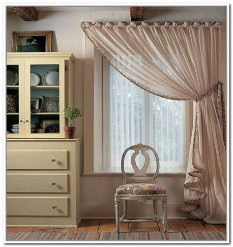 hanging valances over curtains 31 best images about windows on pinterest curtain rods