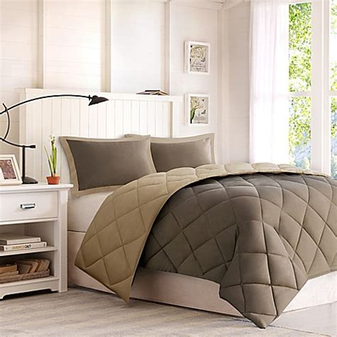 bed bath and beyond larkspur comforter classics larkspur down alternative comforter mini set bed bath beyond