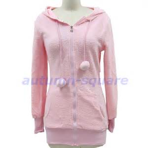 Sweater Import Best Quality 15 bunny rabbit ears hat sleeve sweater