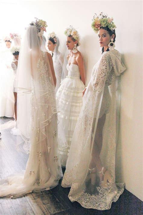 Wedding Inspiration Uk by Wedding Dress Trends 2016