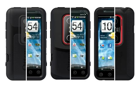 Otterbox Commuter Htc Evo 3d jul 15 2011 gadgets news