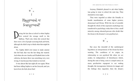 Children S Book Templates Now At Bookdesigntemplates Com Children S Book Template