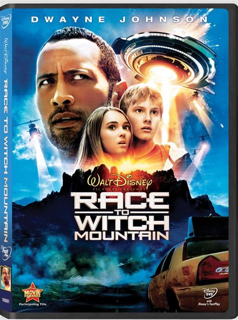 film disney rock news race to witch mountain us dvd r1 bd ra dvdactive