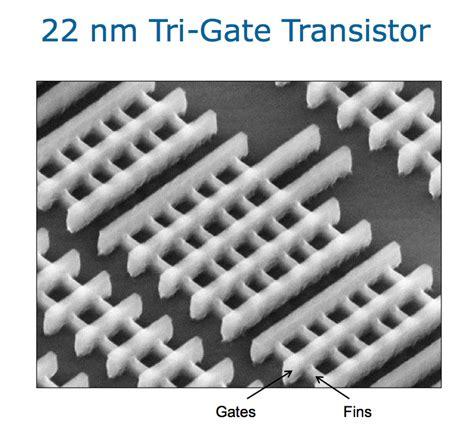 transistor tri gate tutorial intel 22nm 3d tri gate finfets transistors