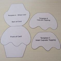 cupcake gift card holder template 1057 best images about templates on gift card