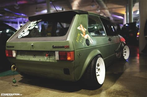 volkswagen rabbit stance 17 best images about vw rabbit on pinterest mk1