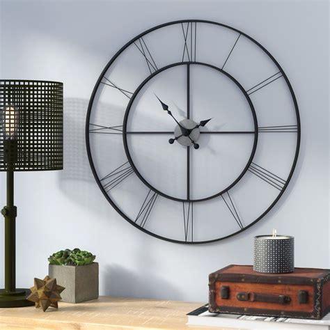 oversized decorative  wall clock big wall clocks