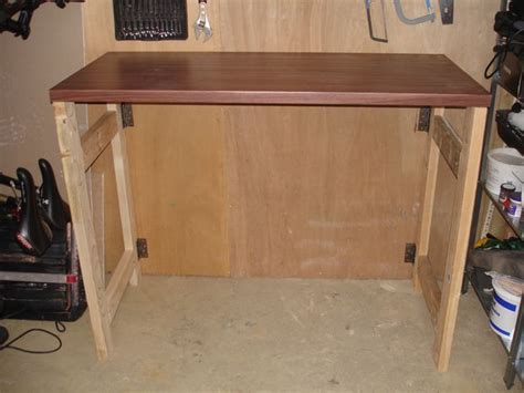 cheap work benches make a cheap fold down workbench