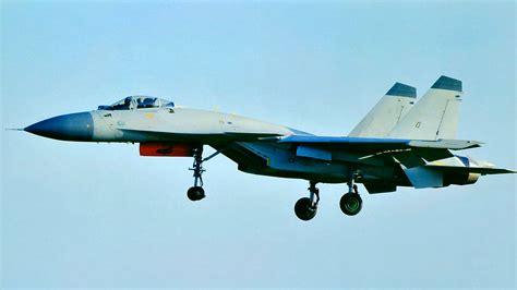 Sukhoi Su-33 and Su-33UB Flanker D / Shenyang J-15 Flanker D J 15