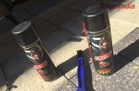 Caspol Chain Cleaner And Chain Lube: Product Review
