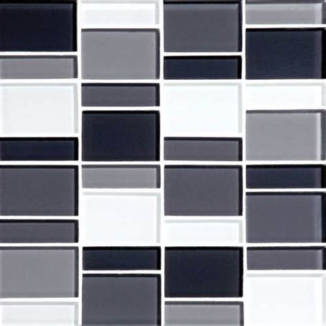 daltile color wave daltile color wave glass cw28 evening mixer blend