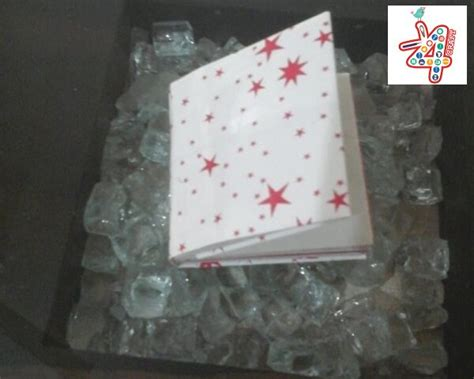 Notebook Origami - diy learn to make origami mini notebook k4 craft